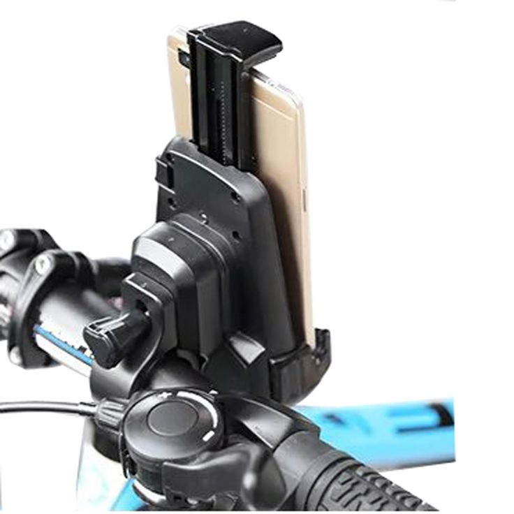 New  Bicycle Bike Phone Holder For iPhone Samsung Cellphone GPS Motorcycle Phone Holder support telephone moto Movil Bicicleta