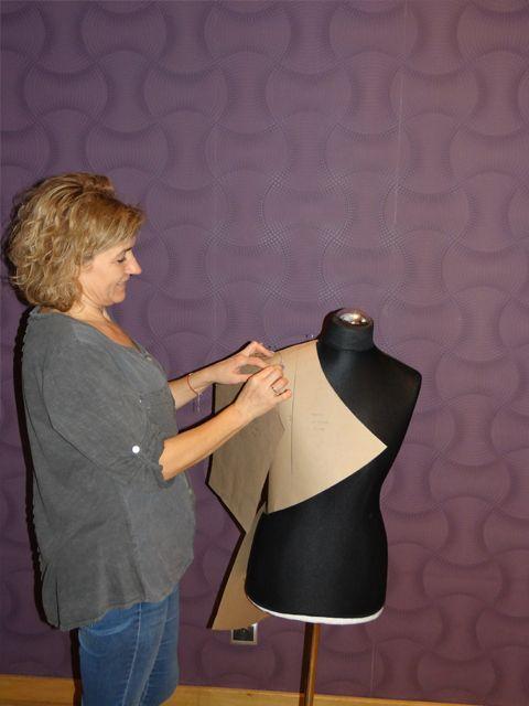 Projektowanie odzieży na zamówienie