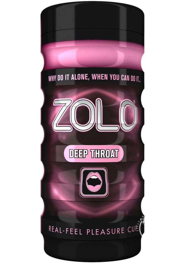 Zolo Deep Throat Cup