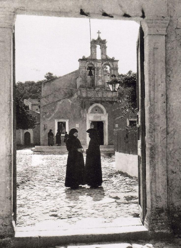 Επαρχία Τεμένους, Μονή Παλιανής. Nelly's - 1927