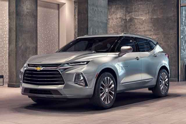 The Exciting New 2019 Chevrolet Blazer Chevrolet Blazer
