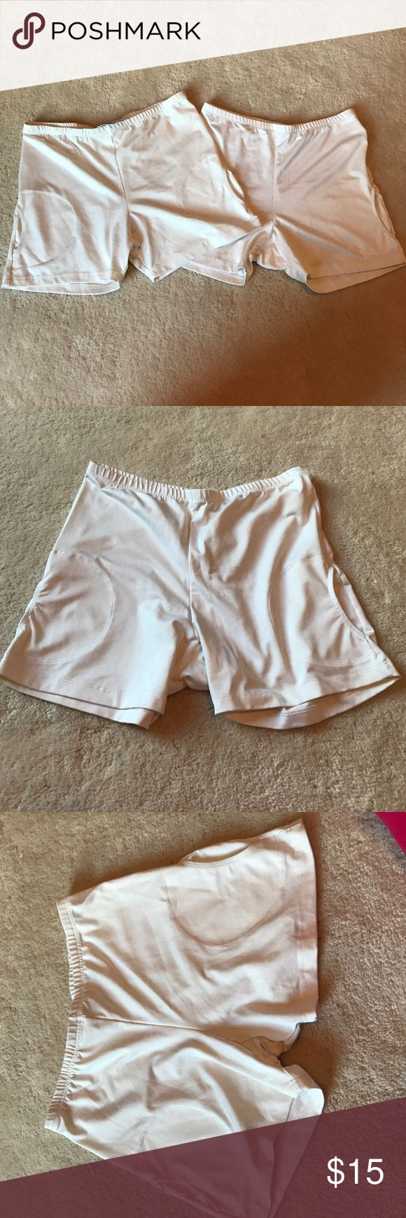 Pair of Tail Tennis Shorts Two pairs if white shorts. Feel free to ask questions or make an offer! Tail Shorts