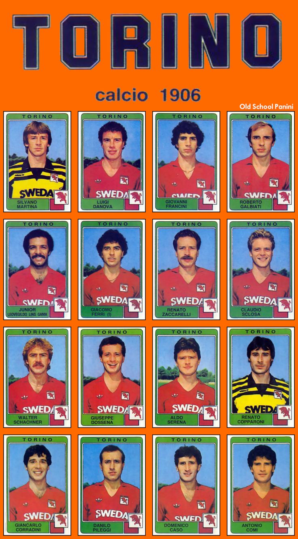 TORINO FC 1984-85