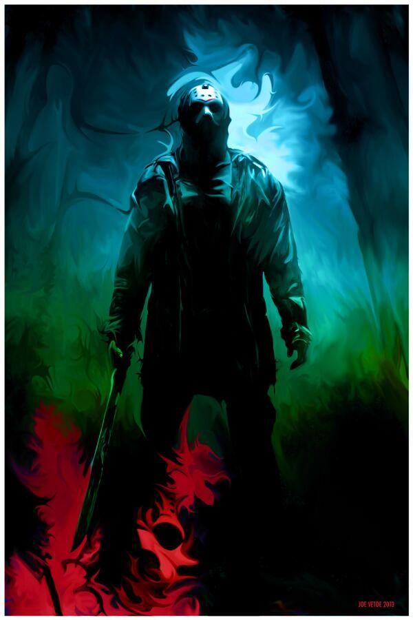 Jason Friday the 13th | friday the 13th jason voorhees halloween horror slasher films art