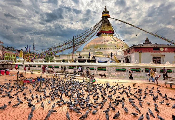 Boudhanath, Kathmandu, Nepal | 1,000,000 Places