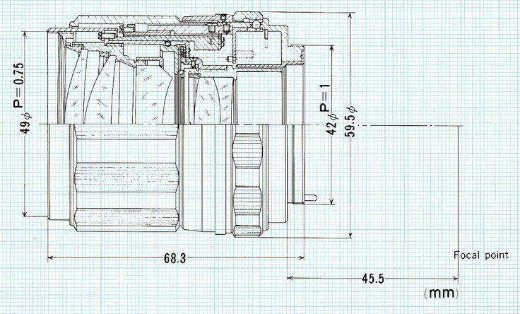 Die Cast Pro - Super-Multi-Coated TAKUMAR 1:2.8/105mm