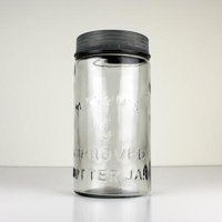 Oldstyle Mason Jar - Lg - Lifestyle Home and Living
