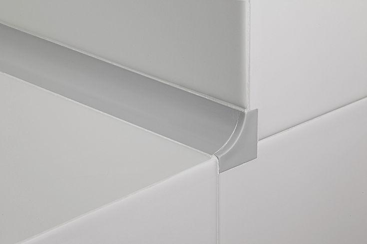 Perfiles para ángulos internos | Cerfix® Proround M - P