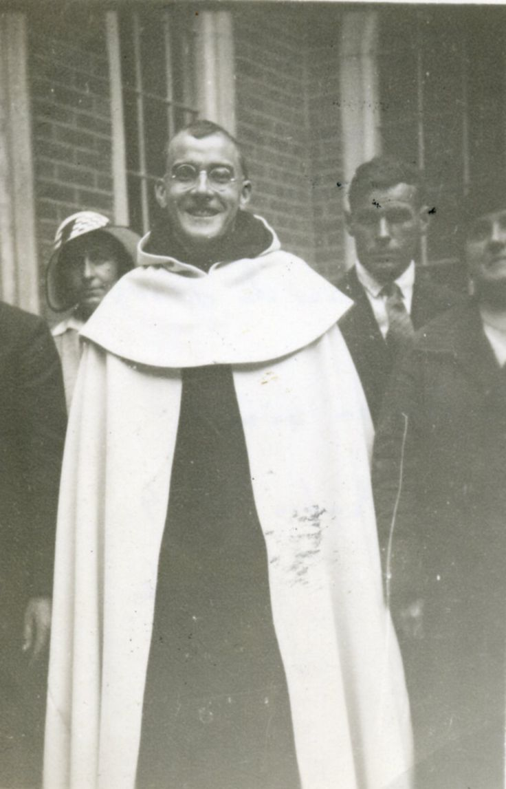 Pere Jacques de Jesus- Carmelite Priest & headmaster of Petit Collège Sainte-Thérèse de l'Enfant-Jésus. Pere Jacques spent 18 months in various Nazi Concentration Camps for protecting Jews. He placed Jewish children in Catholic homes, enrolled Jewish children in his school under false names, and helped to protect some of their parents & family members.