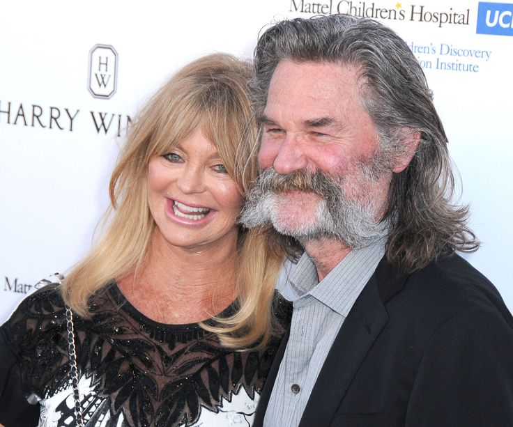 Together for 32 years, Goldie Hawn Reveals Why She Won't Marry Partner Kurt Russell  - great words of wisdom on ageing and loving