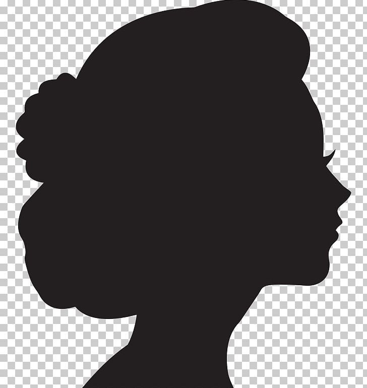 Woman Silhouette Female Png Black Black And White Clip Art Face Female Woman Silhouette Black Woman Silhouette Silhouette