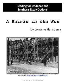 A Raisin in the Sun ( Film) Essay Questions | GradeSaver