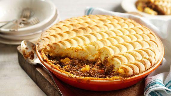 Marco's Shepherd's Pie