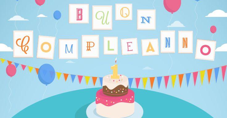 Il primo compleanno non si scorda mai! Organizza con Humana la festa per il tuo bimbo.