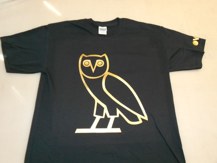 """OVO Drake October's Very Own """" OVOXO OWL GANG"""" T-shirt - I found this on www.tshirtnow.net"""
