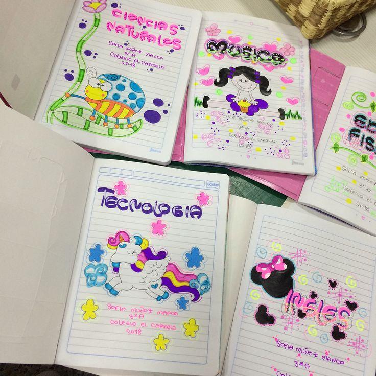 Seguimos marcando cuadernos para esta temporada escolar  #ilusiones #tiendadesentimientos #cuade - ilusionestiendasentimientos