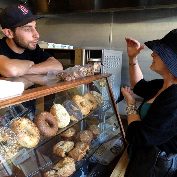 Authentic Bagel Company in Oakland, CA