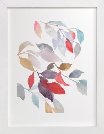 Foliage by Julie Song Ink at minted.com