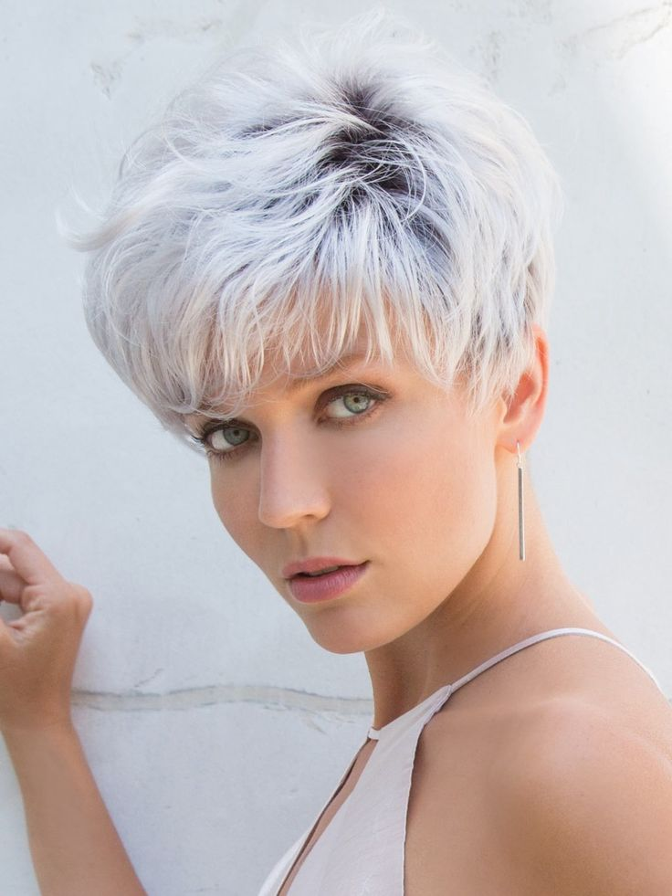 308 Best Adventurous With A Wig Images On Pinterest Hairstyles Synthetic Wigs And