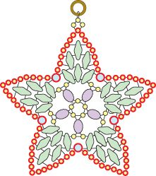 Starlight by Deb Roberti, free tutorial - 2. There is also a master class. - Free PDF