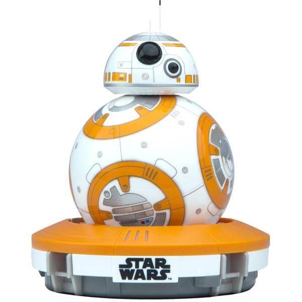 Robot BB-8 cu aplicatie Star Wars