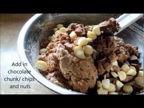 Lunar New Year 2014 is approaching. Today, I am craving for chocolate cookies! This recipe was shared by my sister. Delicious food and sweet treats can always happily remind us on our loved ones wh…