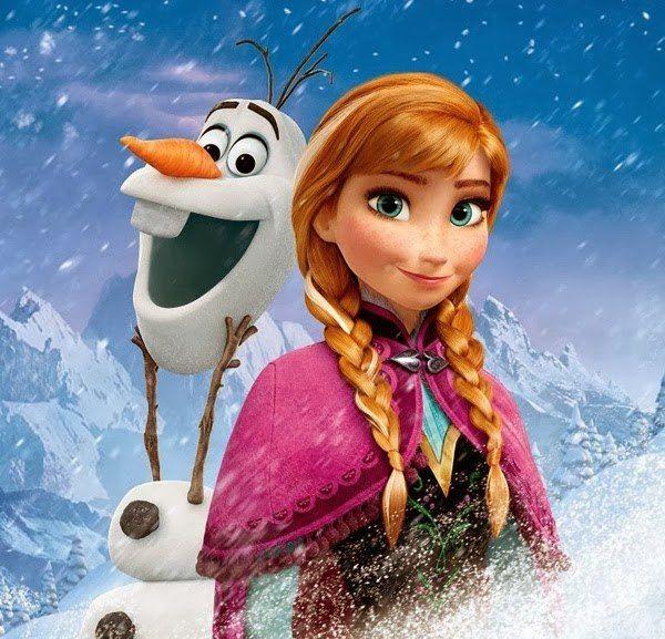 """Диснеевский анимационный фильм """"Холодное сердце"""", как и ожидалось, стал лауреатом Оскара в своей категории."""