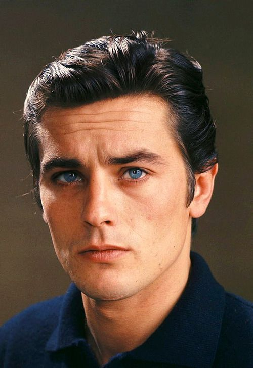 439 best Alain Delon images on Pinterest | Alain delon ...