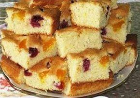 Пирог на минералке с фруктами. Долго остаётся свежим, хотя проверить это тяжело. Вроде на кухне никого не было, а пирог испарился. Ингредиенты: - 1 ст. ложка подсолнечного масла - 1 стакан минералки…