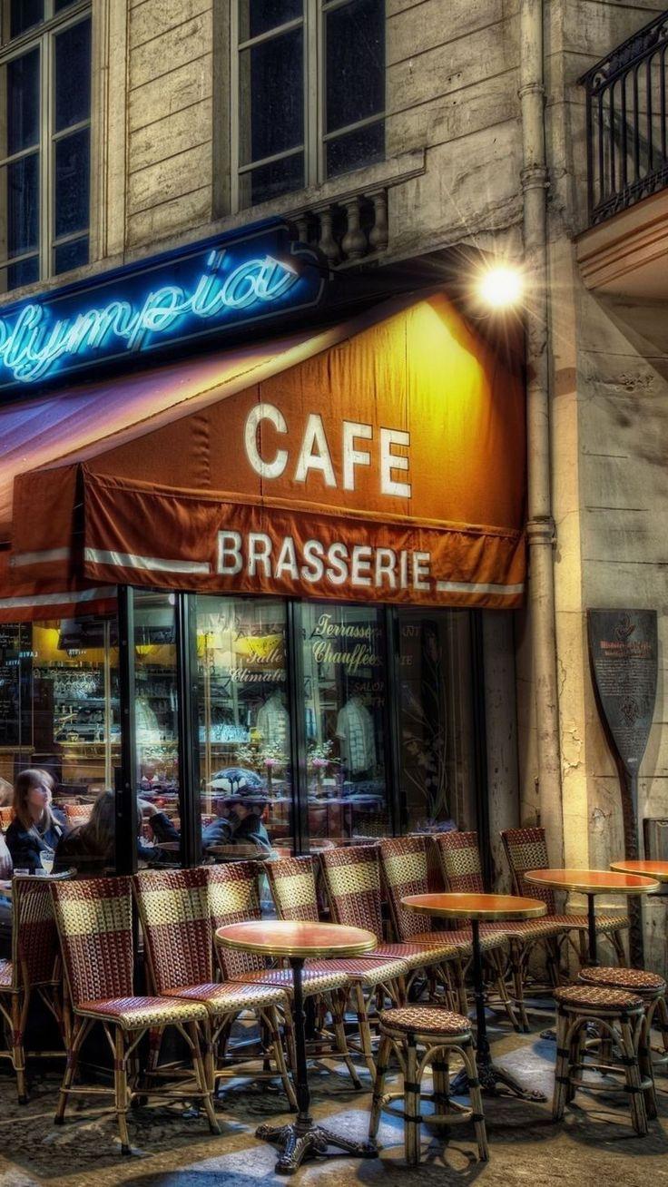 2160x3840 Wallpaper paris, cafes, street, party, romance, hdr