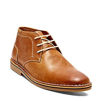 Steve Madden Hestonn Chukka Boots - All Men's Shoes - Men - Macy's