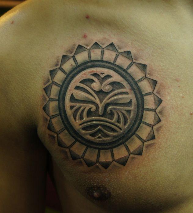 Maori Sun Tattoo: 24 Best Images About Maori On Pinterest