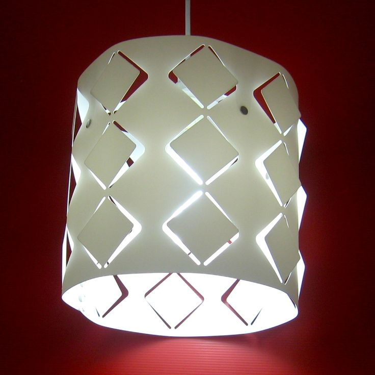 68 best polypropylene lamps images on pinterest lamp shades the design idea is cool because the designer put holes in it to let more light aloadofball Choice Image