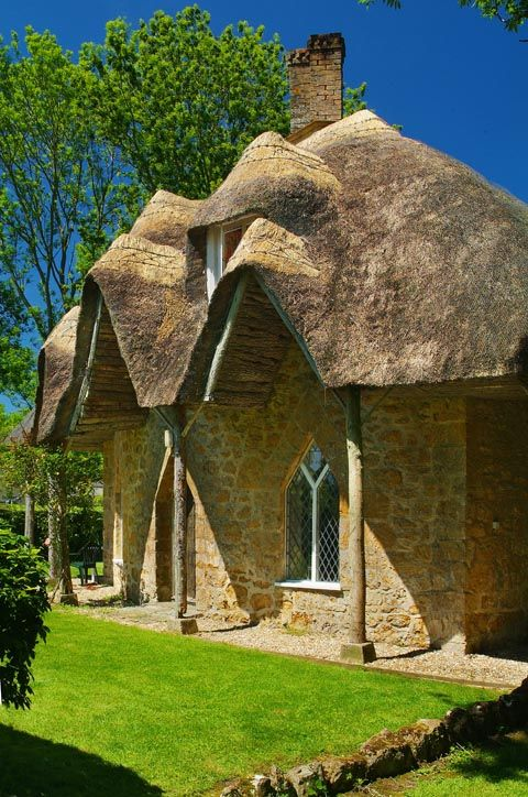 photo of Holiday cottages in Ilminster, West Somerset, Somerset   Gingerbread House sleeps 6 for year 2016   Helpful Holidays