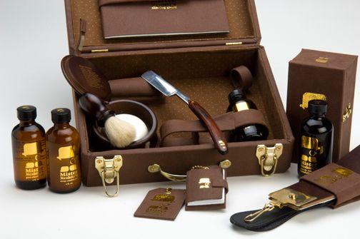 Mister Nesbitt Grooming Kit