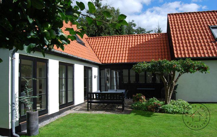 Simpel idé skaber sammenhæng   danske boligarkitekter