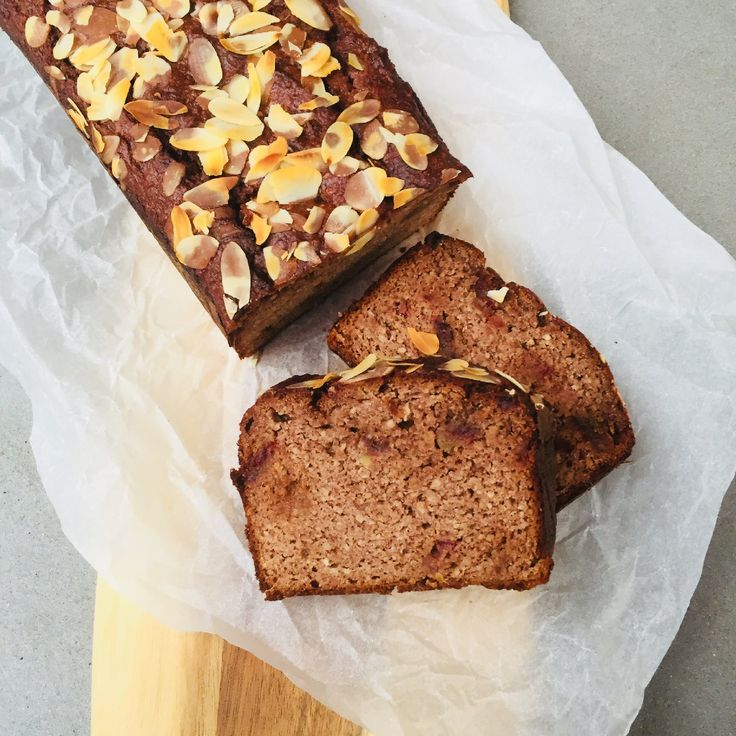 Herfst speculaas cake zonder suiker