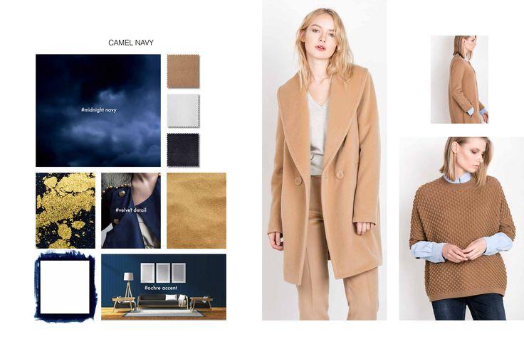 Fashion moodboard
