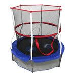 Seaside Adventure 5' Trampoline with Enclosure