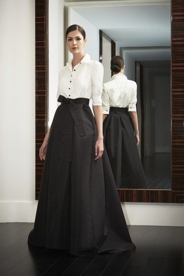 Carolina Herrera, The Night Collection. I LOVE this!!! So perfect for concerts. *sigh*