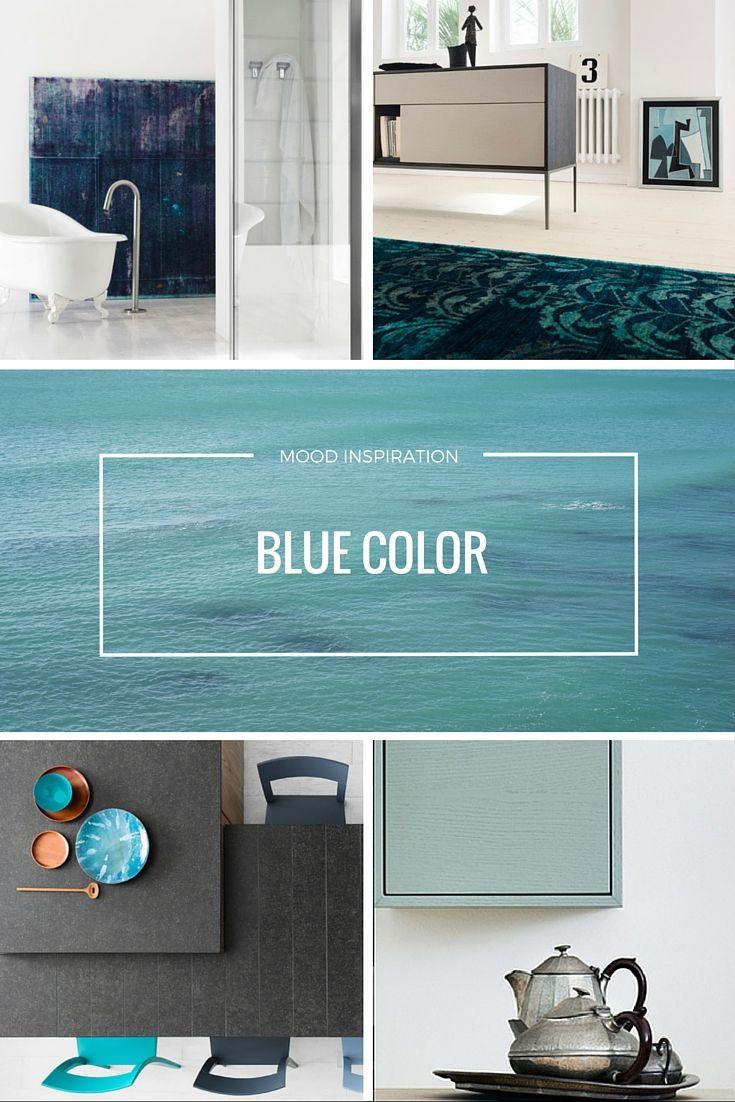 color inspiring interior photograph by Varianti.  #palette #inspiration #color #blue #alfunospa #valdesign #inda #fotografia #andreaalessio #industrialphotography #treviso #interior #styling #decor