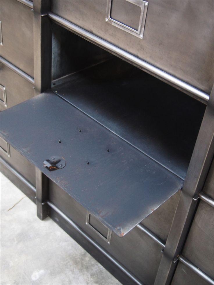 1000 id es sur le th me meuble casier sur pinterest for Meuble 4 casier