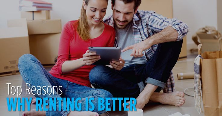 Top Reasons Why Renting is Better | MacRae - http://www.macraerentals.com.au/top-reasons-why-renting-is-better/