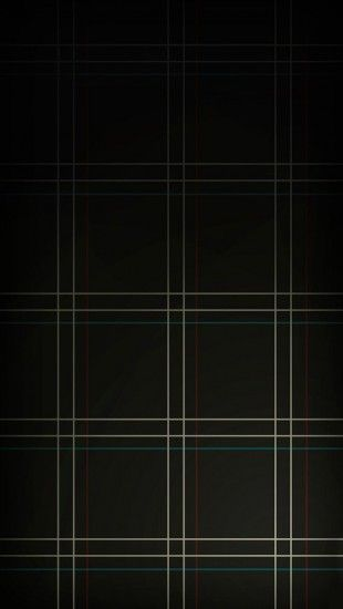 Dark Plaid Pattern Abstract - The iPhone Wallpapers