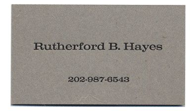 cereal box Letterpress Business Card Examples | The United States Business Card Company