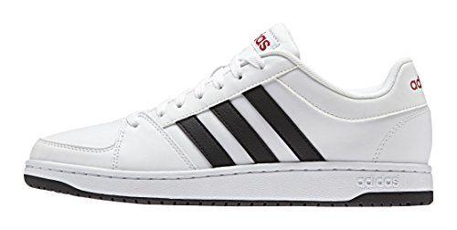 Adidas Herren Hoops Vs Basketball-Schuhe, Mehrfarbig (Ftwwht/Cblack/Powred), 40 2/3 EU - http://on-line-kaufen.de/adidas/40-2-3-eu-adidas-herren-hoops-vs-basketball-schuhe-3
