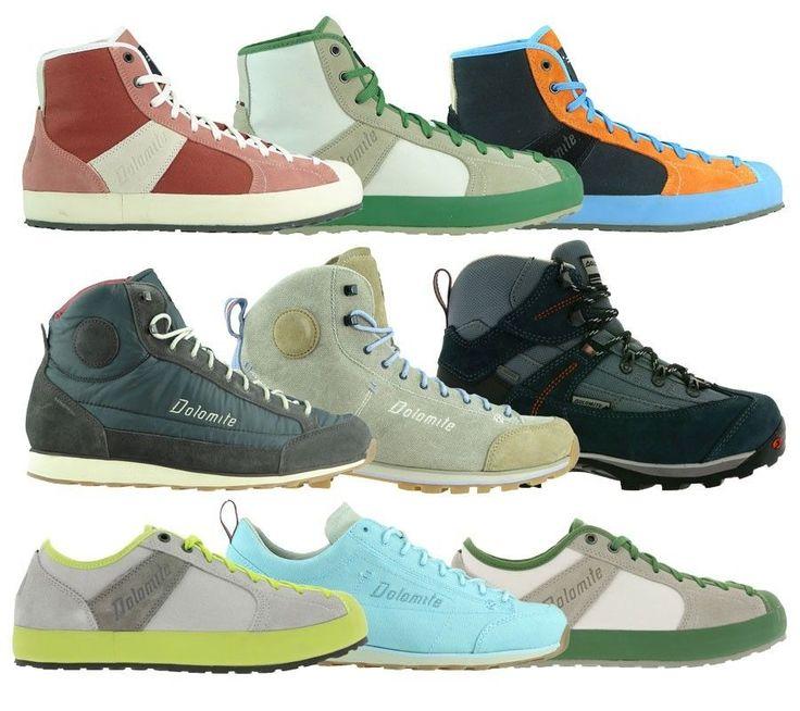 NEU Dolomite Schuhe Sneaker Trekkingschuhe Wanderstiefel für Damen & Herren!