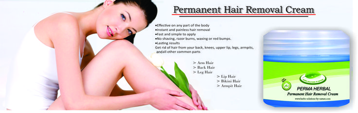 Permanent Hair Removal Cream a Cheap and Effective Solution