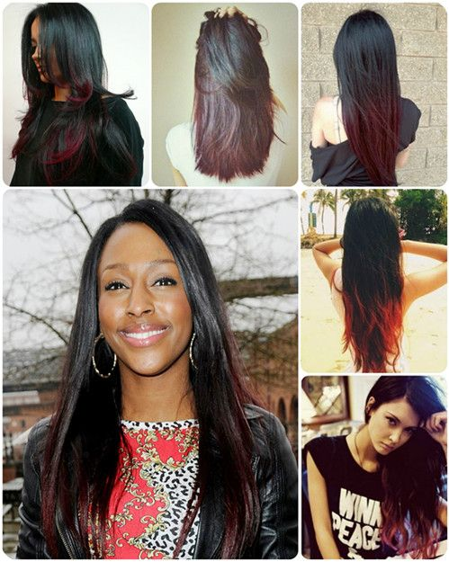 208 best Hair Color images on Pinterest | Chalking hair, Coloured ...