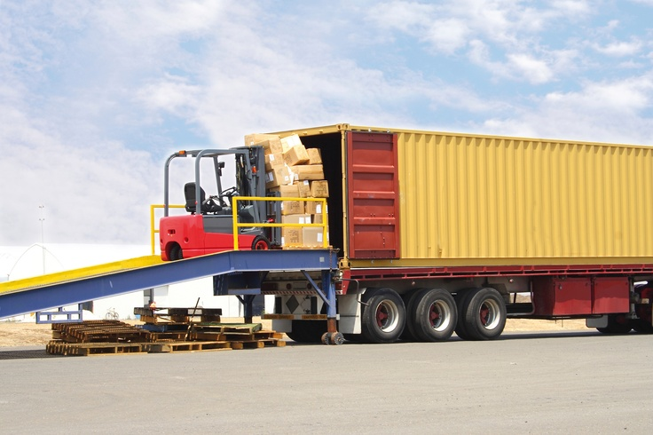 Forklift truck drivers need to have responsible and safe